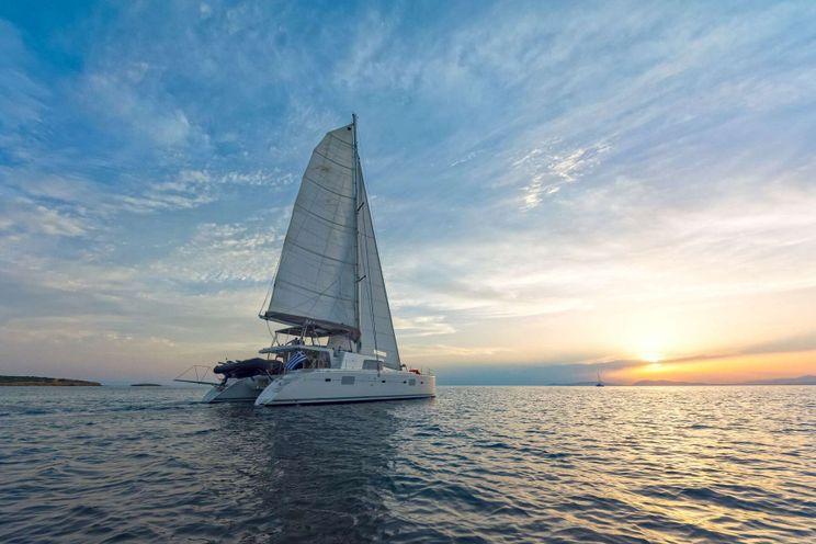 Charter Yacht MYSTIQUE - Lagoon 500 - 5 Cabins - Athens - Mykonos - Kos - Lefkas
