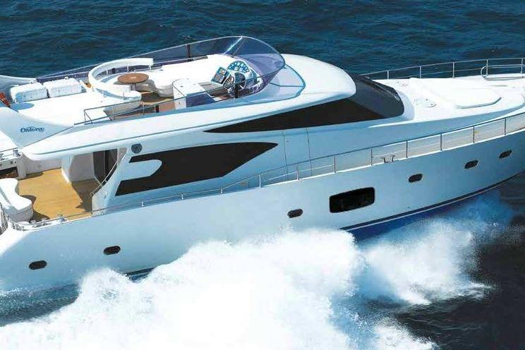 Charter Yacht NADAZERO - Raffaelli Yachts 22m Ontera - 4 Cabins - Sorrento - Naples