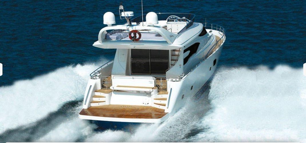 NADAZERO Raffaelli 22m Motoryacht Running