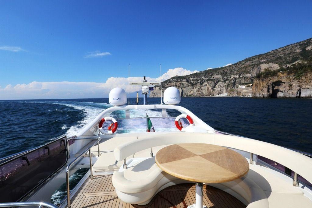 NADAZERO Raffaelli 22m Motoryacht Flybridge