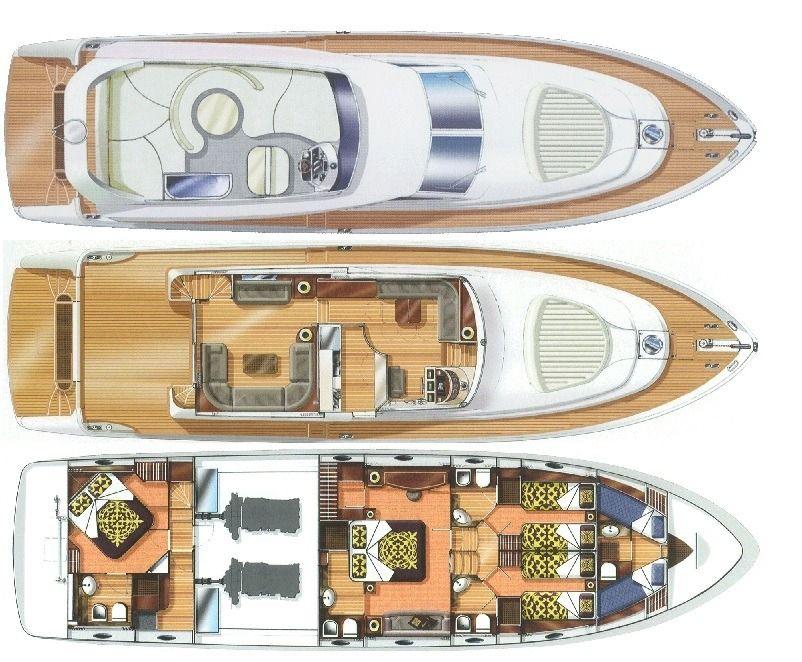 NADAZERO Raffaelli 22m Motoryacht