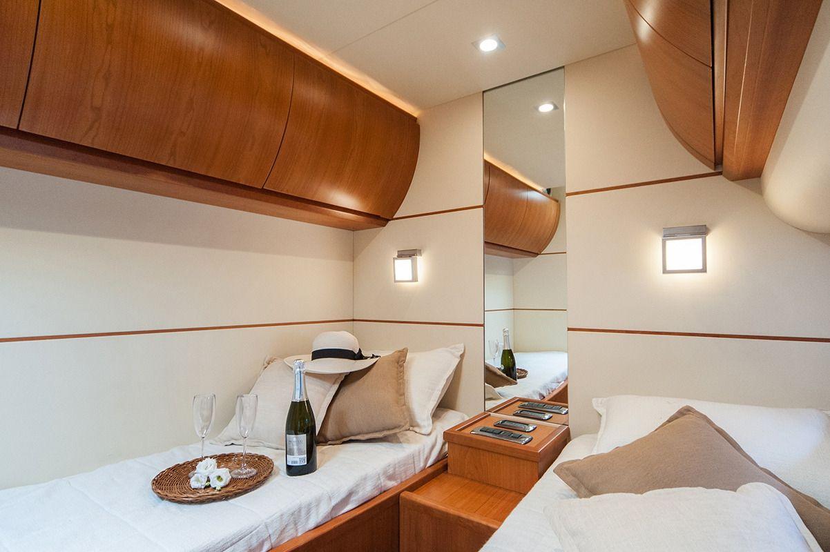 NADAZERO Raffaelli 22m Motoryacht Twin Cabin