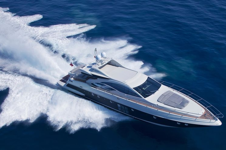 Charter Yacht NAMI - Azimut 86 - 4 Cabins - Cannes - Antibes - Monaco