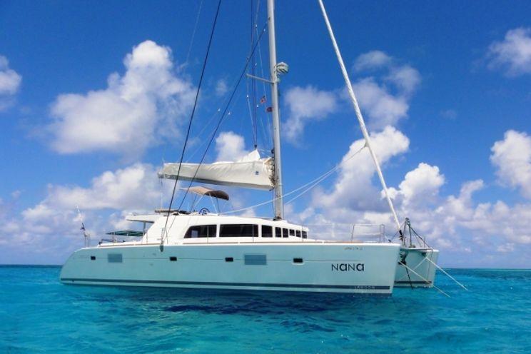 Charter Yacht NANA - Lagoon 500 - 3 Cabins - BVI - Tortola - Nanny Cay - Virgin Gorda - Jost Van Dyke