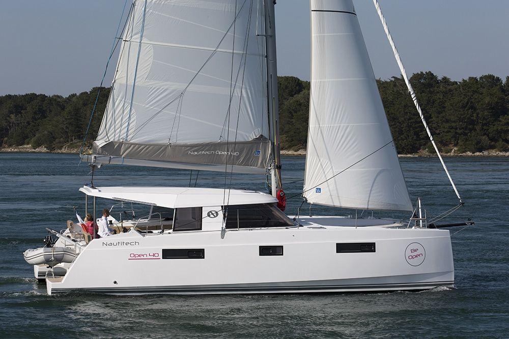 Nautitech 40 Open - 4 + 2 Cabins - Olbia - Sardinia