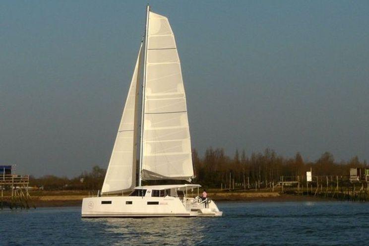 Charter Yacht Nautitech 40 Open - 4 Cabins - Ajaccio - Corsica