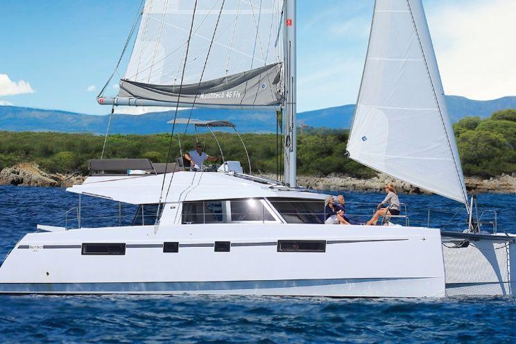 Charter Yacht Nautitech 46 Fly(2019)- 4 + 2 cabins - Greece - Athens