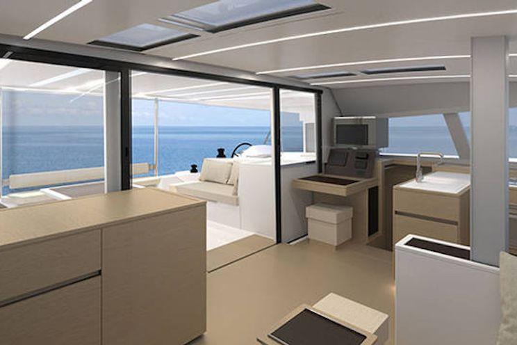 Charter Yacht Nautitech 46 Fly - 2018 - 4 cabins(3 double + 1 single)- USVI - BVI
