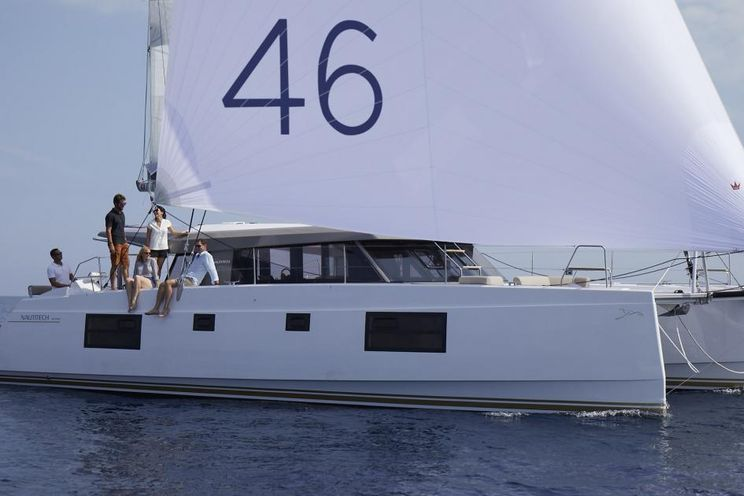 Charter Yacht Nautitech 46 Open - 4 + 2 Cabins(4 Double 2 Single)- 2017 - La Paz - Mexico