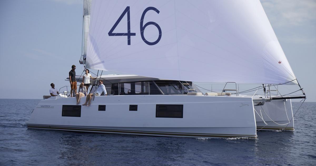 Nautitech 46 Open - 4 + 2 Cabins (4 Double 2 Single) - 2017 - La Paz - Mexico