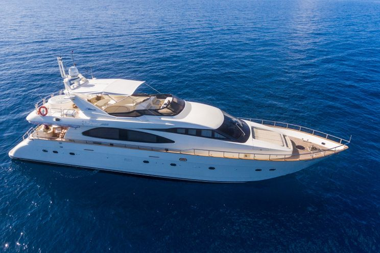 Charter Yacht NAWAIMAA - Day Charter 25 Guests - 4 Cabins Liveaboard - Maldives - Indian Ocean