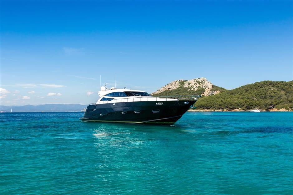 NEA MONI - Cayman 75 Hardtop - Porto Cervo - Olbia - Sardinia - Portisco