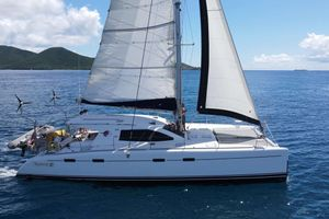 NEMO - Nautitech 47 - 4 Cabins - Virgin Islands - Leeward Islands - Windward Islands