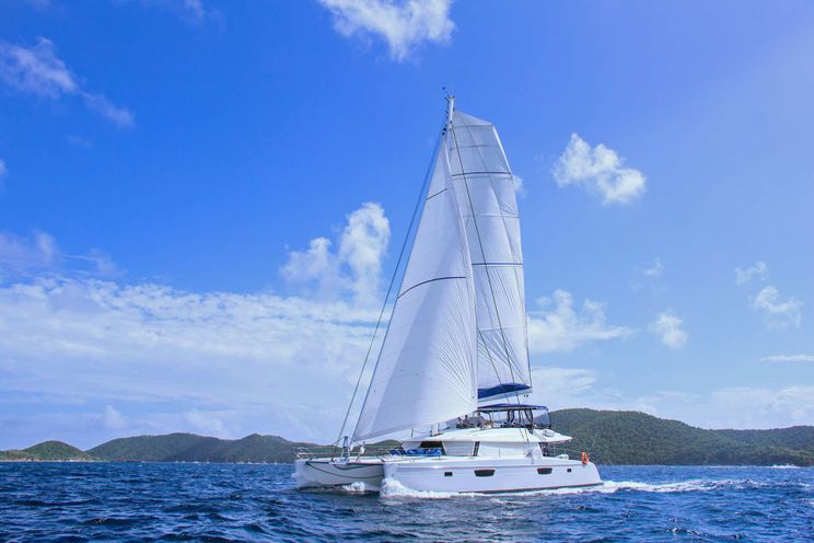 Charter Yacht NENNE - Fountaine Pajot Victoria 67 - 5 Cabins - BVI - Tortola - Virgin Gorda - Grenadines