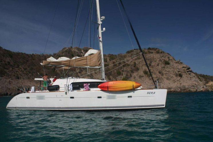 Charter Yacht NERA - Lagoon 500 - 4 Cabins - Belize City - San Pedro - Guatemala