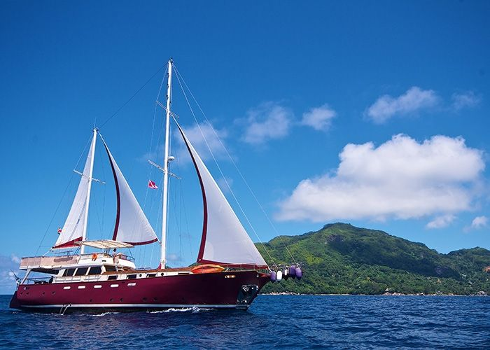 Netamarine 30 - 7 Cabins - Mahe, Seychelles, Indian Ocean