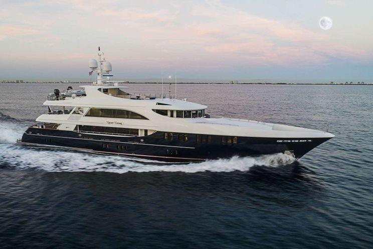 Charter Yacht NEVER ENOUGH - Trinity 157 - 5 Cabins - Bahamas - Nassau - Exumas - Fort Lauderdale