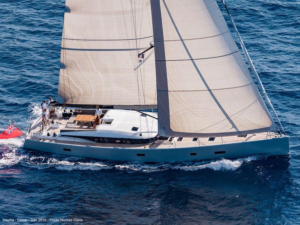 NEYINA - CNB Bordeaux 76 - 3 Cabins - Bonifacio - Porto Cervo - Cannes - Monaco