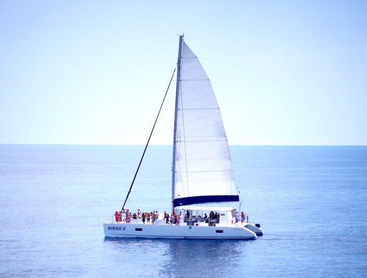 NINAH II - Cannes Event Charter - 80 guests - St Raphael - Cannes - Frejus - St Tropez