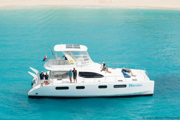 Charter Yacht NIRVANA - 47 Robertson and Caine - 4 Cabins - St Maarten