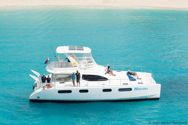 NIRVANA - 47 Robertson and Caine - 4 Cabins - St Maarten