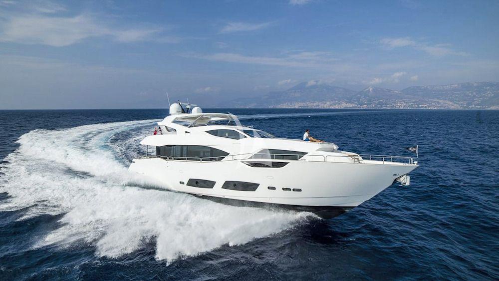 NITSA - Sunseeker 95 Yacht - 5 Cabins - Nassau - Exumas - Bahamas