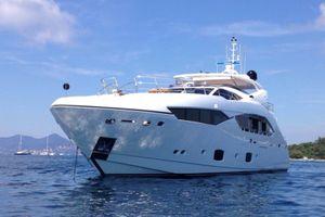 NO.9 - Sunseeker 115 Sports Yacht - 5 Cabins - Split - Dubrovnik - Croatia