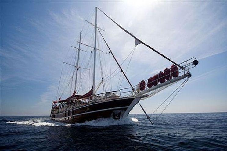 Charter Yacht NOSTRA VITA - 30m Gulet - 5 Cabins - Split - Dubrovnik - Hvar - Mljet