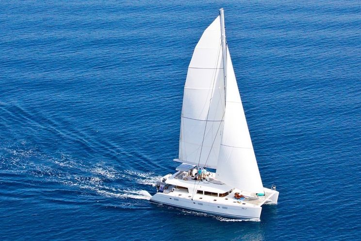 Charter Yacht NOVA - Lagoon 620 - 4 Cabins - Athens - Mykonos - Lefkas