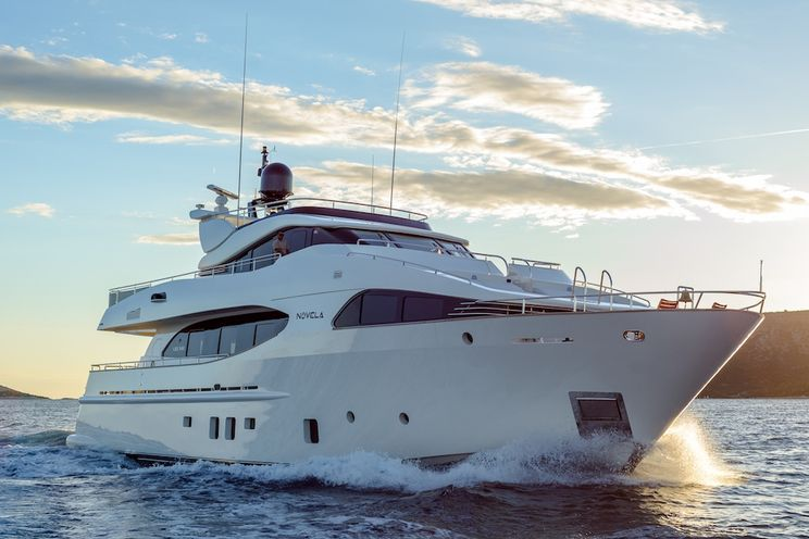Charter Yacht NOVELA - 30m CBI Navi - 4 Cabins - Trogir - Split - Dubrovnik - Hvar - Kotor - Tivat - Budva