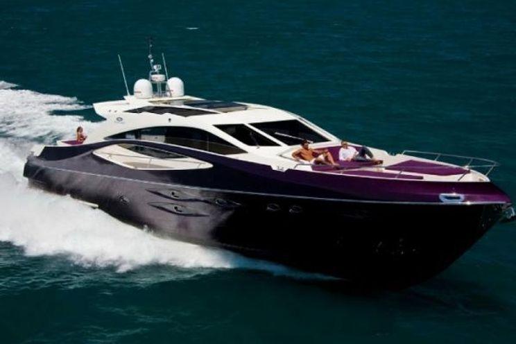 Charter Yacht Numarine 78 - 4 Cabins - Rio de Janeiro