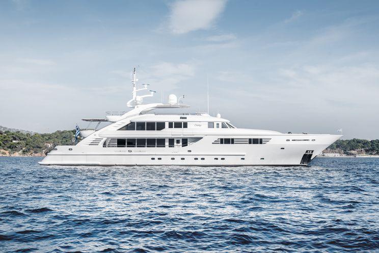 Charter Yacht OASIS - ISA 155 - 6 Cabins - Athens - Mykonos - Paros