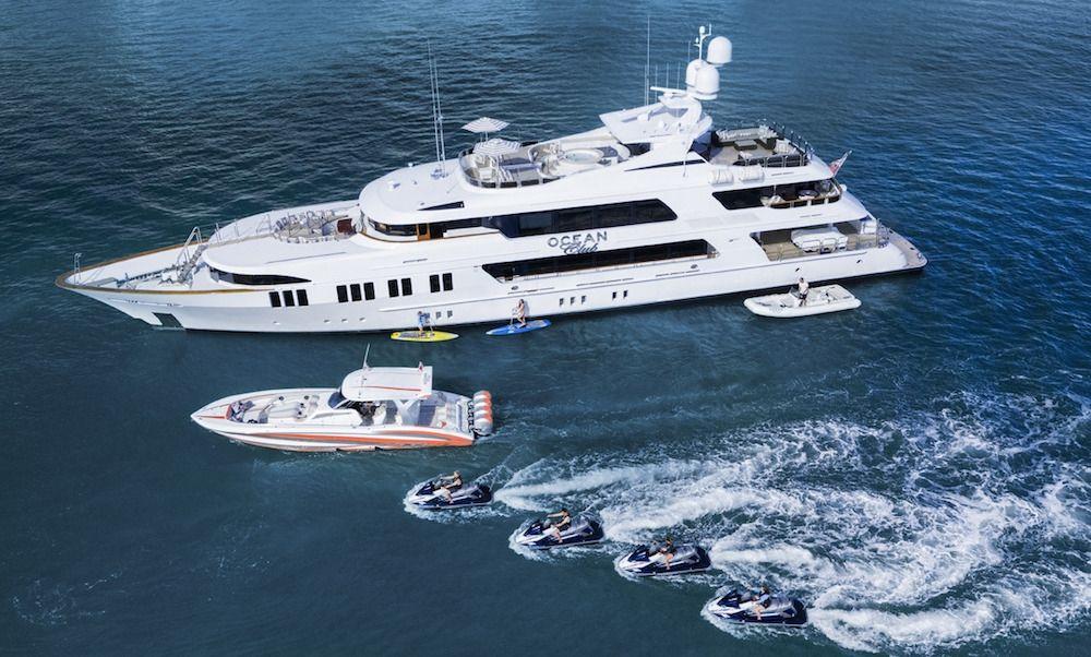 OCEAN CLUB - Trinity 164 - 5 Cabins - Bahamas - Caribbean - Sardinia - Corsica - Cannes - Antibes