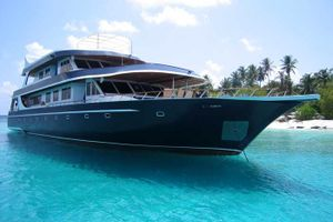 OCEAN DIVINE - Custom build 110ft - 6 Cabins - Maldives, Male - Indian Ocean