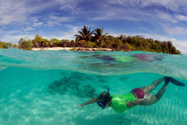 Ocean Divine - Snorkling