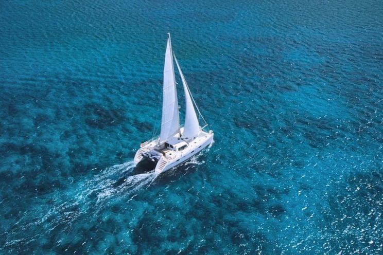 Charter Yacht OCEAN MED - Privilege 58 - 4 Cabins - Corsica - French Riviera - Balearic Islands