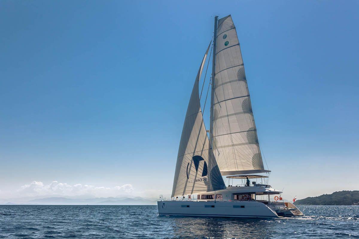 OCEAN VIEW - Lagoon 620 - 3 Cabins - Balearics - Ibiza