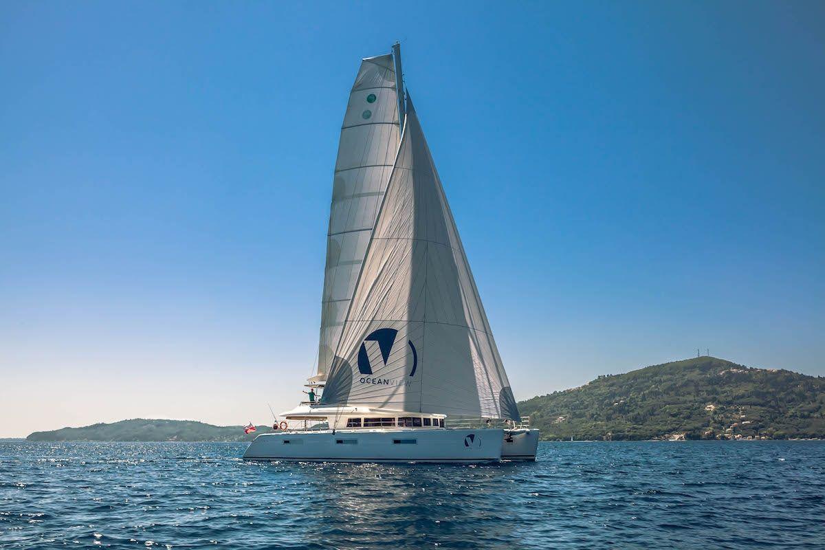OCEAN VIEW - Lagoon 620