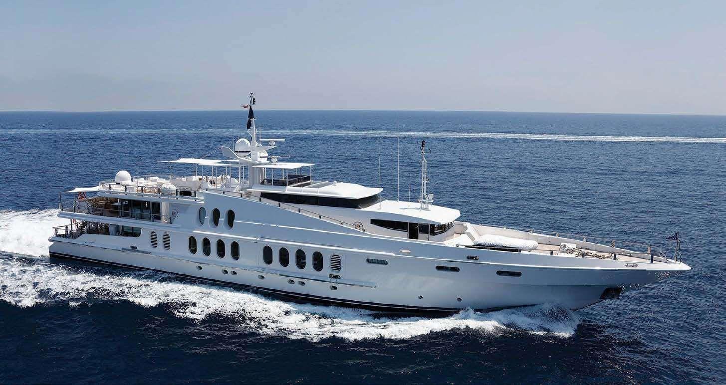 OCEANA - Oceanfast 55m - 5 Cabins - Imperia - Monaco - Sicily - Corsica - Ibiza