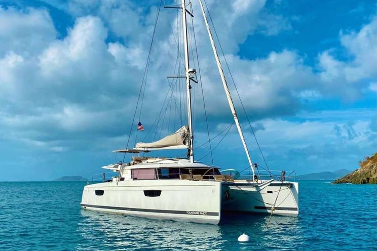 Charter Yacht OCEANFRONT PROPERTY - Fountaine Pajot Saba 50 - 3 Cabins - St Thomas - St John - St Croix