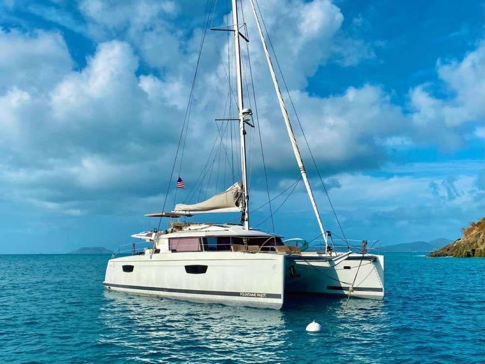OCEANFRONT PROPERTY - Fountaine Pajot Saba 50 - 3 Cabins - St Thomas - St John - St Croix
