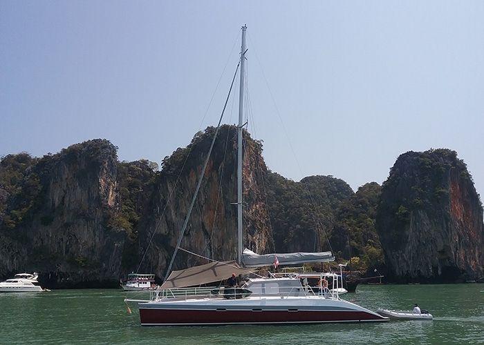 Oceanic 55 - 6 Cabins - Phuket, Myanmar and the Andaman Sea
