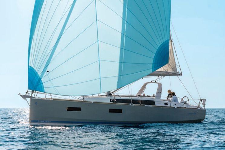 Charter Yacht Oceanis 38.1 - 3 Cabins - Portisco - Sardinia