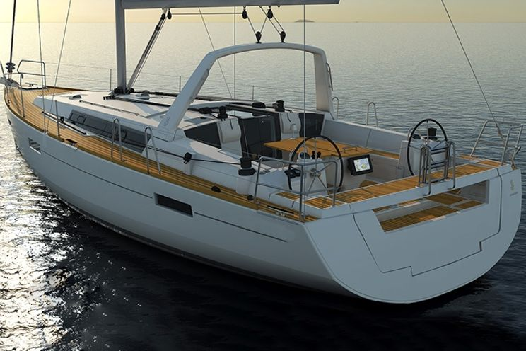 Charter Yacht Oceanis 41 - 3 Cabins - New Caledonia, South Pacific