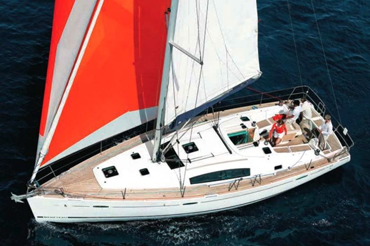 Charter Yacht Oceanis 43 - 4 Cabins - Palamos