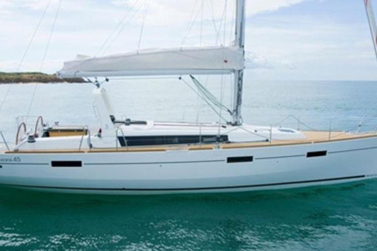 Charter Yacht Beneteau Oceanis 45 - 3 Cabins - Bodrum - Gocek - Marmaris - Fethiye