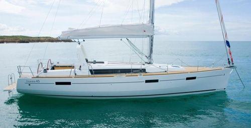 Beneteau Oceanis 45 - 3 Cabins - Bodrum - Gocek - Marmaris - Fethiye
