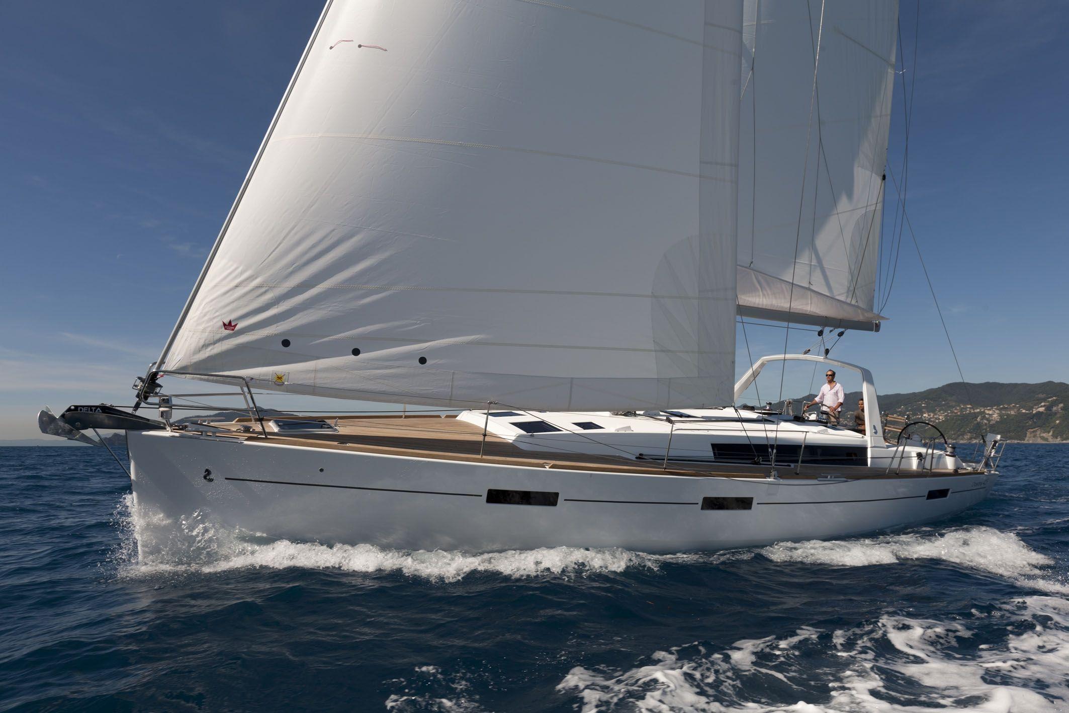 Oceanis 45 - 4 Cabins - Tortola - British Virgin Islands