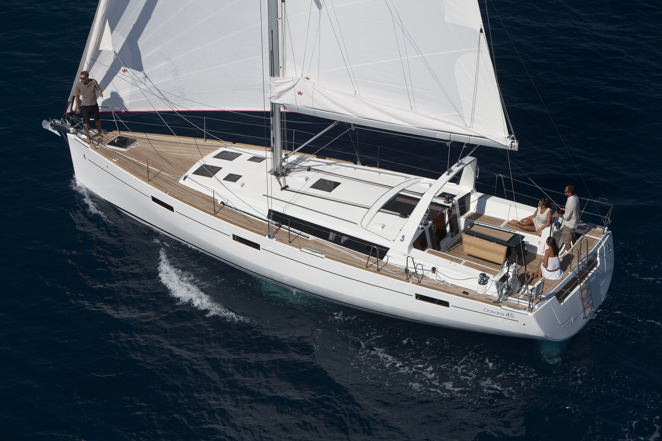 Oceanis 45 - 4 Cabins - Portisco - Sardinia