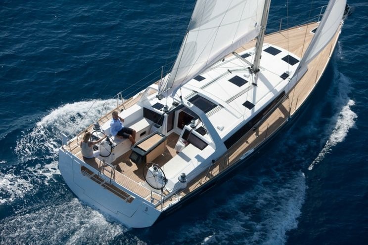 Charter Yacht Oceanis 48 with watermaker & A/C  - 5 Cabins - Phuket, Thailand and Langkawi, Malaysia